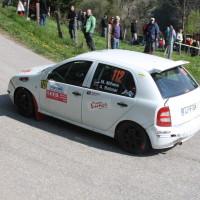 Lavanttal Rallye 2014 Skoda Fabia 1.4 Matjaz Mihevc SP 5