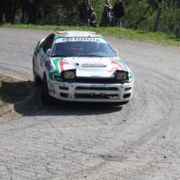 Lavanttal Rallye 2014 Toyota Celica 4WD Herbert Weingartner SP 5