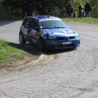 Lavanttal Rallye 2014 Renault Clio 2.0 Klaus Demuth SP 5