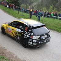Lavanttal Rallye 2014 Subaru Impreza WRX R4 Manuel Kößler SP5
