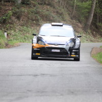 Lavanttal Rallye 2014 Ford Fiesta S2000 Hermann Neubauer Bernhard Ettel SP 8