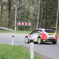 Lavanttal Rallye 2014 Ford Fiesta R5 Gerwald Grössing Siegfried Schwarz SP 8