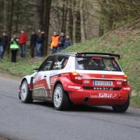 Lavanttal Rallye 2014 Skoda Fabia S2000 Mario Saibel SP8