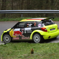 Lavanttal Rallye 2014 Skoda Fabia S2000 Chris Brugger Klaus Wicha SP8