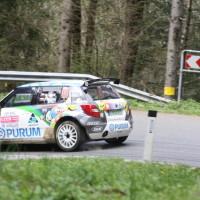Lavanttal Rallye 2014 Skoda Fabia S2000 Robert Adolf SP8