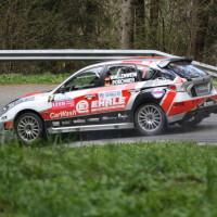 Lavanttal Rallye 2014 Subaru Impreza R4 Sandro Wallenwein SP 8