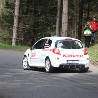 Lavanttal Rallye 2014 Renault Clio R3 Kristof Klausz SP 8