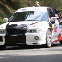 Lavanttal Rallye 2014 Mitsubishi Lancer Evo VI RS Robert Surtmann SP 8