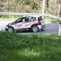 Lavanttal Rallye 2014 Citroen C2 R2 MAX Tomas Pospislik SP8