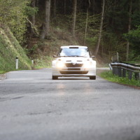 Lavanttal Rallye 2014 Skoda Fabia S2000 Dmitry Biryukov SP 8