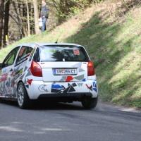 Lavanttal Rallye 2014 Citroen C2R2 Andreas Sumann SP 8