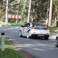 Lavanttal Rallye 2014 Mitsubishi Lancer EVO X Peter Ölsinger SP 8