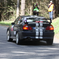 Lavanttal Rallye 2014 Mitsubishi Lancer EVO VI Martin Kainz SP 8