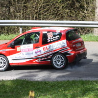Lavanttal Rallye 2014 Citroen C2 R2 Klemen Popit SP 8