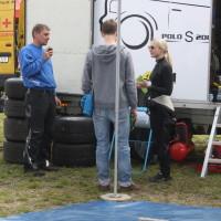 Lavanttal Rallye 2014 Service Bereich
