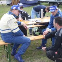 Lavanttal Rallye 2014 Service Alois Handler Andreas Scherz Mechaniker Fahrerlager