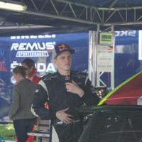 Lavanttal Rallye 2014 Chris Brugger Service