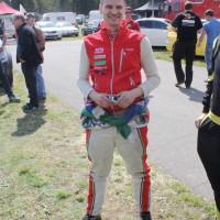 Lavanttal Rallye 2014 Michael Böhm Service Fahrerlager