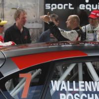 Lavanttal Rallye 2014 Subaru Impreza R4 Sandro Wallenwein Service