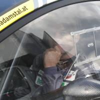 Lavanttal Rallye 2014 Ford Fiesta R5 Gerwald Grössing Service