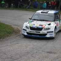 Lavanttal Rallye 2014 Skoda Fabia S2000 Robert Adolf SP5