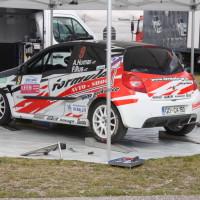 Lavanttal Rallye 2014 Renault Clio R2 Aleks Humar Service