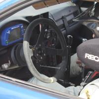 Lavanttal Rallye 2014 BMW M3 E36 Ales Zrinski Service Innenraum Cockpit