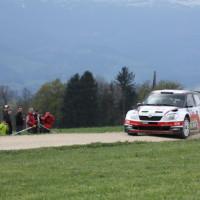 Lavanttal Rallye 2014 Skoda Fabia S2000 Mario Saibel SP 11