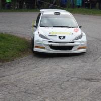Lavanttal Rallye 2014 Peugeot 207 S2000 Hannes Danzinger Barbara Watzl SP 5