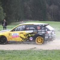 Lavanttal Rallye 2014 Subaru Impreza WRX R4 Manuel Kößler SP 11
