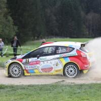 Lavanttal Rallye 2014 Ford Fiesta R5 Gerwald Grössing Siegfried Schwarz SP 11