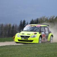 Lavanttal Rallye 2014 Skoda Fabia S2000 Chris Brugger Klaus Wicha SP11