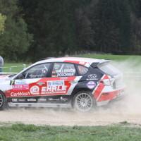 Lavanttal Rallye 2014 Subaru Impreza R4 Sandro Wallenwein SP 11