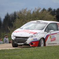 Lavanttal Rallye 2014 Peugeot 208 R2 Rok Turk SP 11