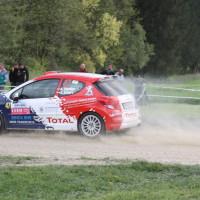 Lavanttal Rallye 2014 Peugeot 207 R3T Alois Handler Andreas Scherz SP 11