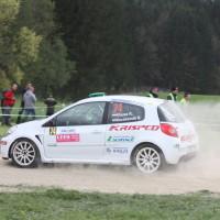 Lavanttal Rallye 2014 Renault Clio R3 Kristof Klausz SP 11