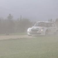 Lavanttal Rallye 2014 Skoda Fabia S2000 Dmitry Biryukov SP 11