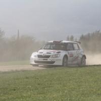 Lavanttal Rallye 2014 Skoda Fabia S2000 Jiri Tosovsky SP 11