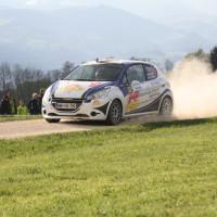 Lavanttal Rallye 2014 Peugeot 208 R2 Alan Pajk SP 11