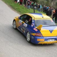Lavanttal Rallye 2014 Mitsubishi Lancer EVO IX Asja Zupanc Blanka Kacin  SP 5