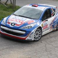 Lavanttal Rallye 2014 Peugeot 207 S2000 Walter Mayer SP5