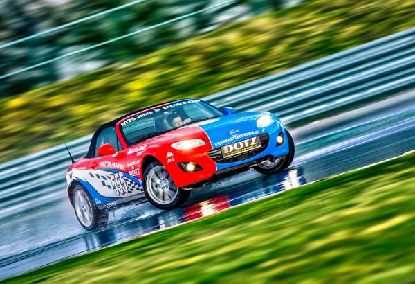 Mazda sucht Motorsport-Quer-Einsteiger für Drift Challenge Austria