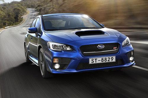 """Subaru WRX STI – Ein """"Bulle"""" unter den Sportwagen"""