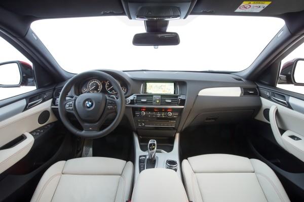 BMW xDrive 435i Innenraum