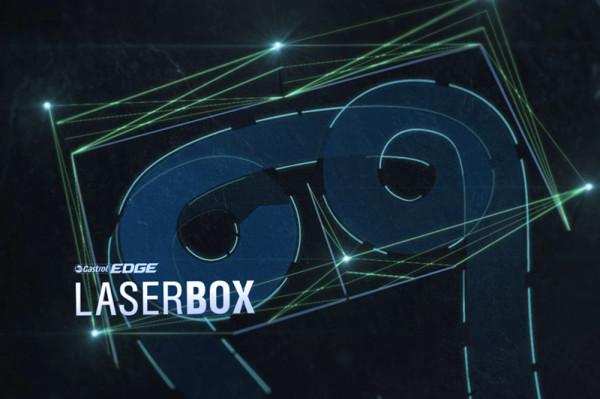 Castrol Edge Laserbox Titanium Trial