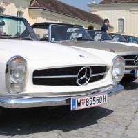 Mercedes-Benz SL Treffen 0002