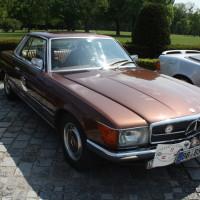 Mercedes-Benz SL Treffen