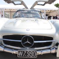 Mercedes-Benz SL Treffen Laxenburg 2014