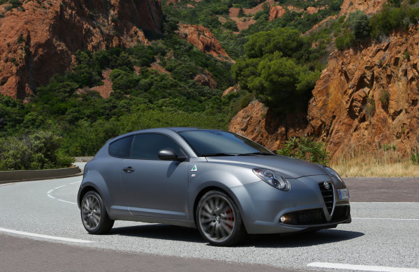 Alfa Romeo Mito Quadrifoglia Verde