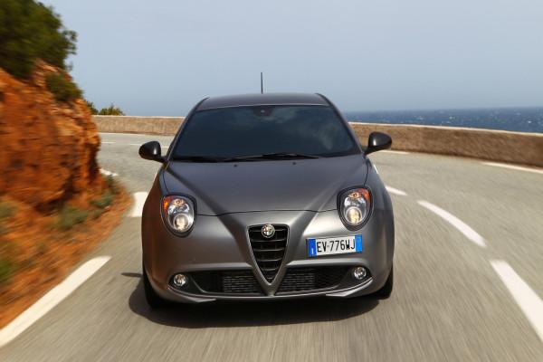 Alfa Romeo Mito Quadrifoglia Verde Front